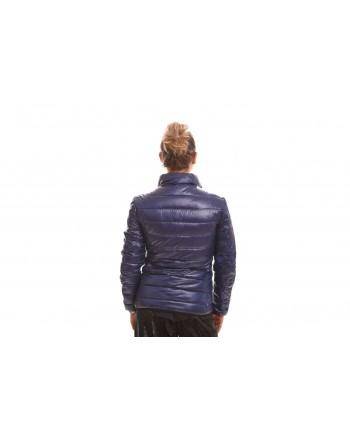 LOVE MOSCHINO - Reversable jacket in nylon - Bluette