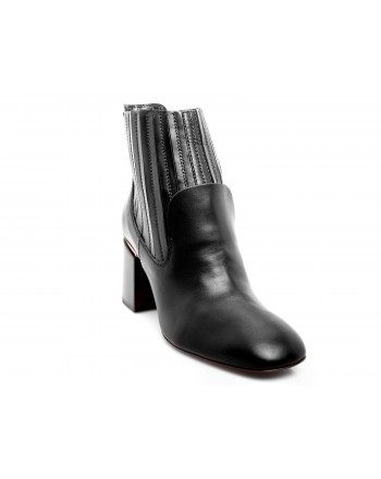 TOD'S - Rubber boot - Black