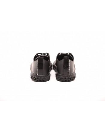 GIUSEPPE ZANOTTI - BLABBER sneakers in leather - Black