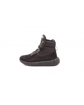 GIUSEPPE ZANOTTI - URCHIN Sneakers in leather - Black