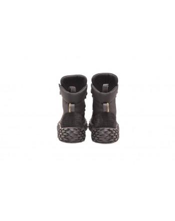 GIUSEPPE ZANOTTI - URCHIN Sneakers in leather - Black