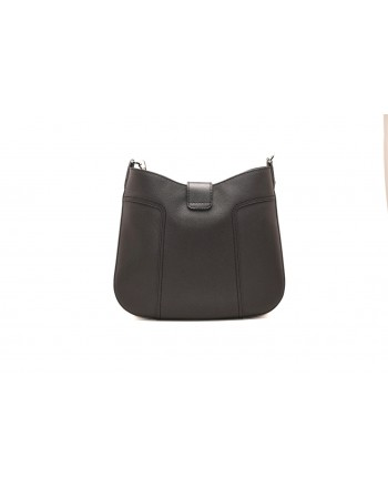 TOD'S - Leather Medium Hobo Bag - Black