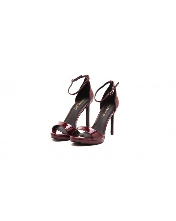 MADDEN GIRL - Sandalo in Vernice - Burgundy