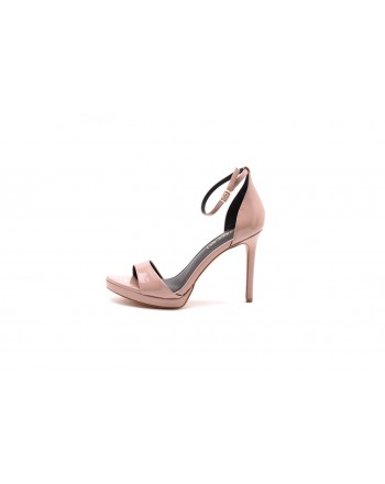 MADDEN GIRL - Glossy Sandal - Fawn Patent