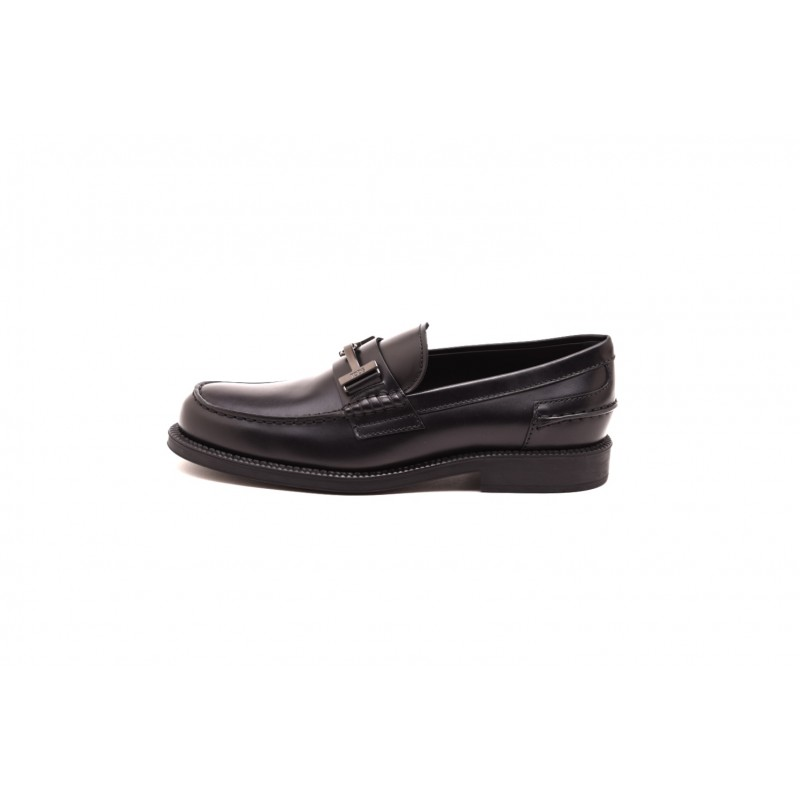TOD'S - Mocassino in pelle - Nero
