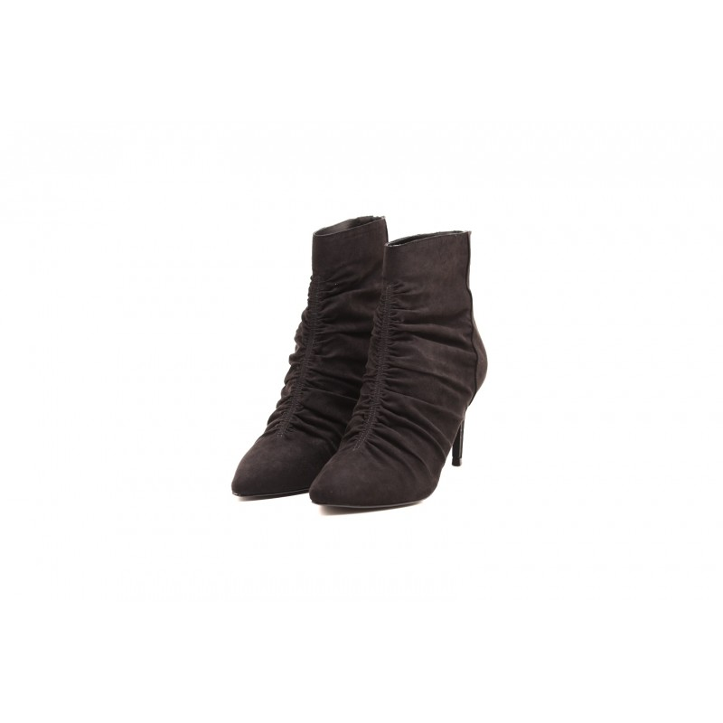 MADDEN GIRL - Draped Boots  - Black