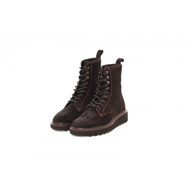 GIUSEPPE ZANOTTI - Suede Boots