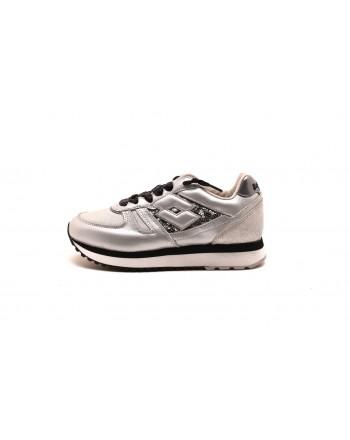 LOTTO LEGGENDA - TOKIO WEDGE Sneakers - Dark Silver