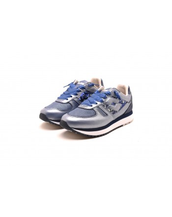 LOTTO LEGGENDA - TOKIO WEDGE Sneakers - True Blue Metal