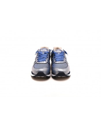 LOTTO LEGGENDA - Sneakers TOKIO WEDGE - True Blue Metal