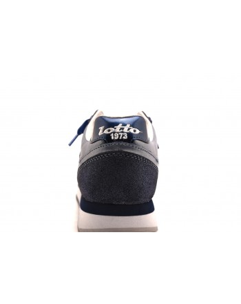 LOTTO LEGGENDA - TOKIO WEDGE Sneakers - True Blue Metal