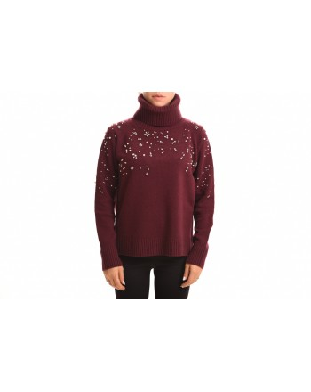 MAX MARA STUDIO - ACCIUGA sweater in cashmere - Boreaux