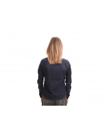 PINKO - Camicia in Denim CAROLINE - Blu