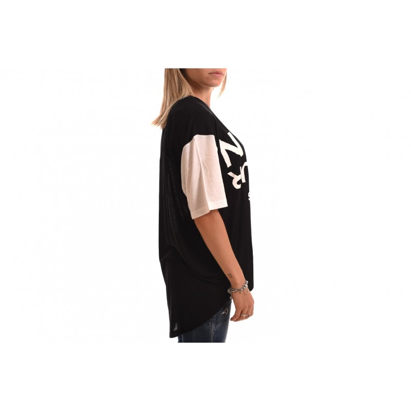 5 PREVIEW - T-Shirt VIDA - Nero