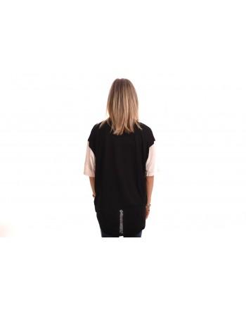 5 PREVIEW - T-Shirt VIDA - Black