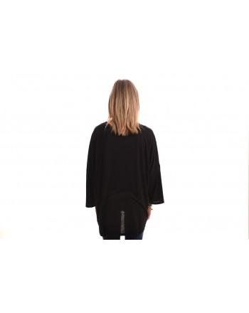 5 PREVIEW - T-Shirt  Over LISSI - Black