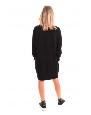 MaxMara Studio - Cashmere and wool dress - Black