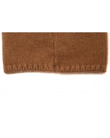 MAX MARA - Cappello in lana con pon-pon CRASSO - Cammello