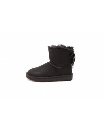 UGG - MINI BAILEY BOW II boot - Black
