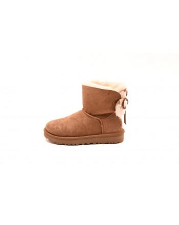 UGG - MINI BAILEY BOW II boot - Chestnut