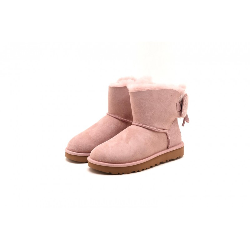 UGG - MINI BAILEY BOW II boot - Crystal