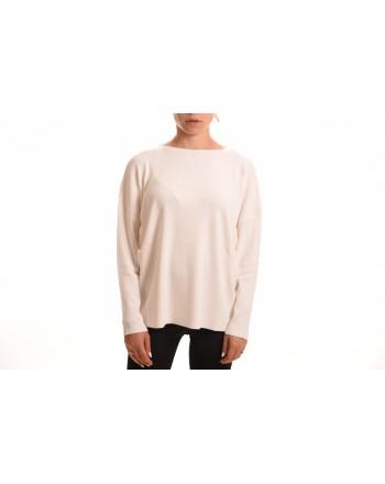 WEEKEND MAX MARA - GINSENG Wool Knit  - White