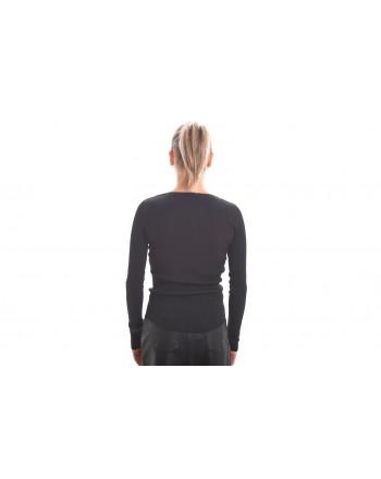 PINKO - ECCO sweater viscose - Black