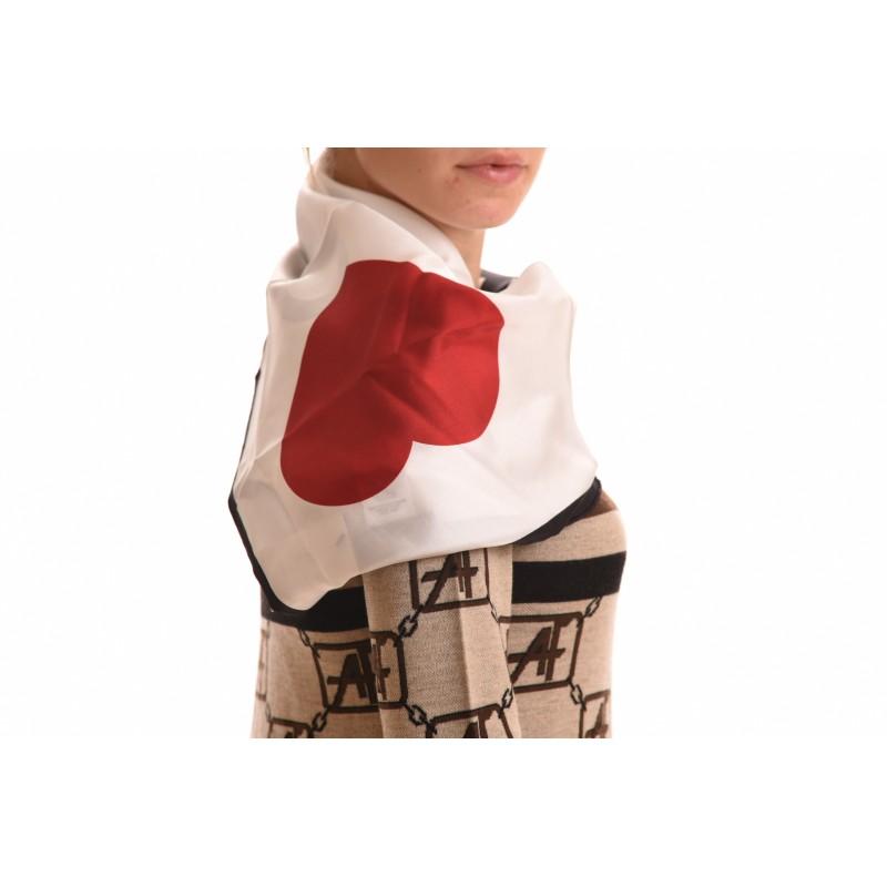 POLO RALPH LAUREN - LOVR skirt scarf - White