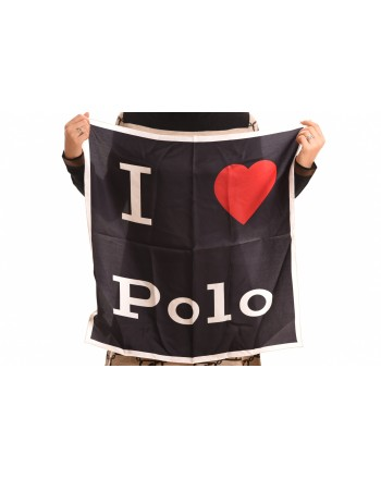 POLO RALPH LAUREN - LOVR skirt scarf - Black