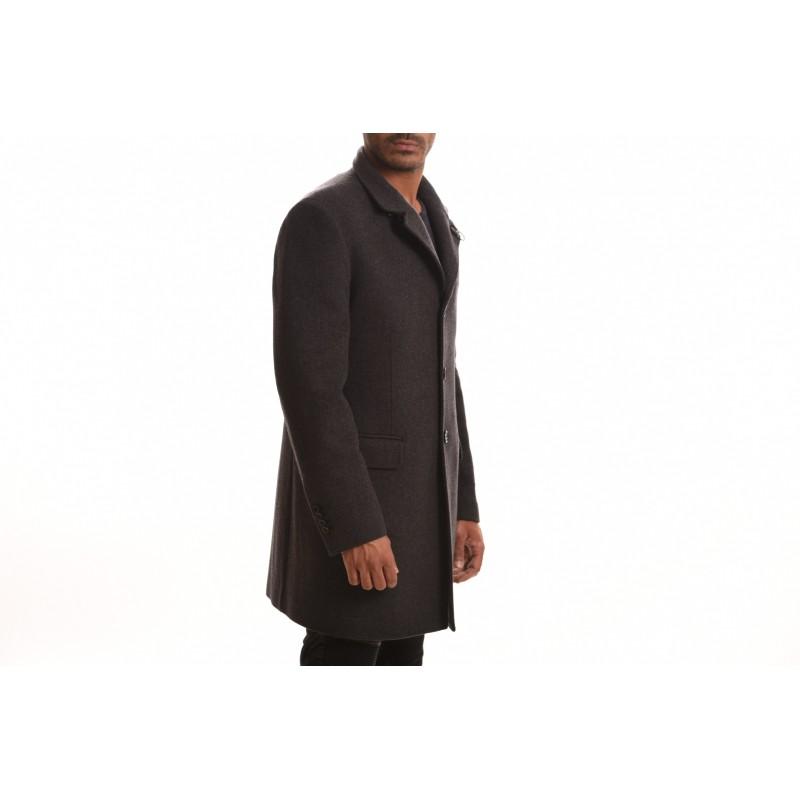 FAY - Cappotto in lana - Grigio