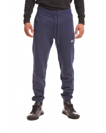 MICHAEL BY MICHAEL KORS - Pantalone TERRY Jogger  - Notte