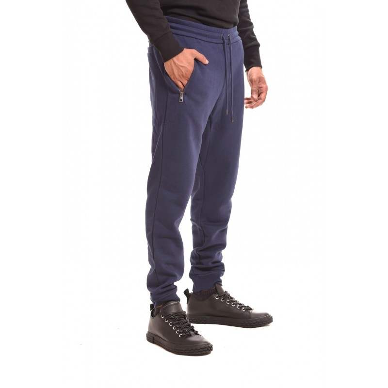 MICHAEL BY MICHAEL KORS - TERRY Jogger trousers - Dark blue