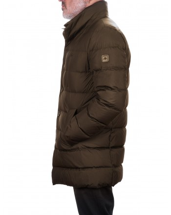 FAY - Coat Light Double Front - Brown