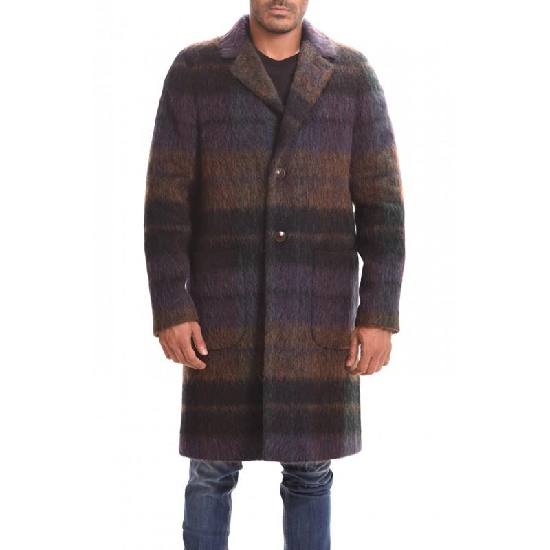 ETRO - Regular Deconstructed coat - Madra Colour