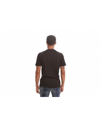 FRANKIE MORELLO - T-Shirt in Cotone con Logo Pokemon  - Nero