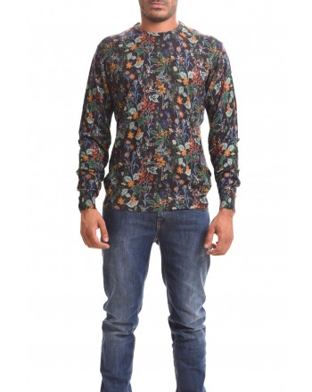 ETRO - Cashmere and silk sweater - Multicolour