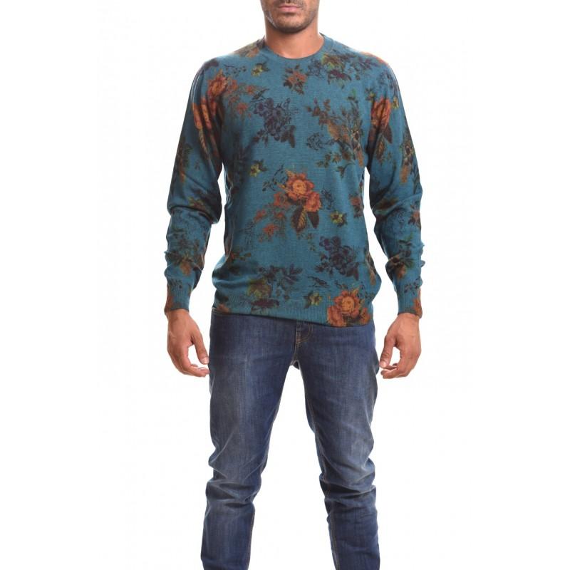 ETRO - Cashmere and silk sweater - Multicolour