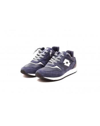 LOTTO LEGGENDA - TOKIO GINZA Sneakers - Dress Blue