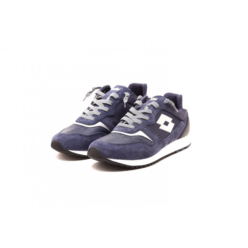 LOTTO LEGGENDA - Sneakers TOKIO GINZA - Dress Blue