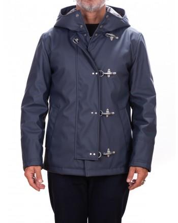 FAY - Jacket 4 Hooks - Blue