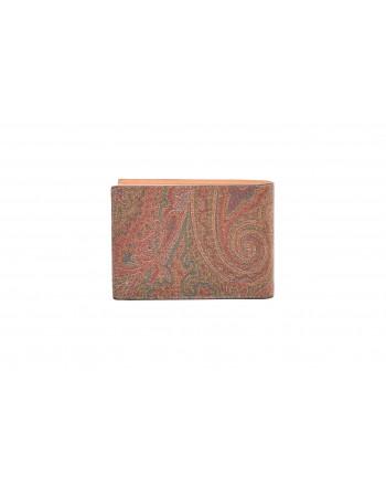 ETRO - PAISLEY wallet - Multicolour