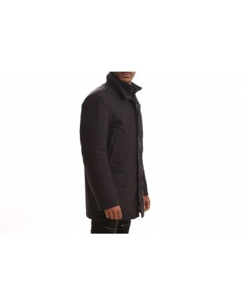 FAY - MORNING Jacket with Inside Waistcoat - Blue