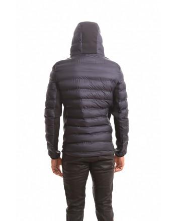 INVICTA - TAHOE jacket with hood -Dark Blue