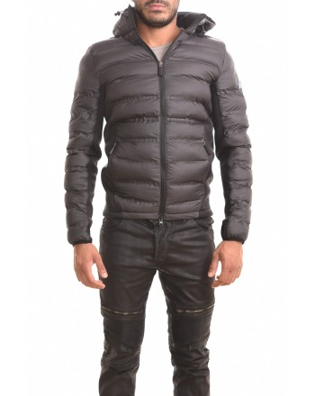 INVICTA - TAHOE jacket with hood - Black