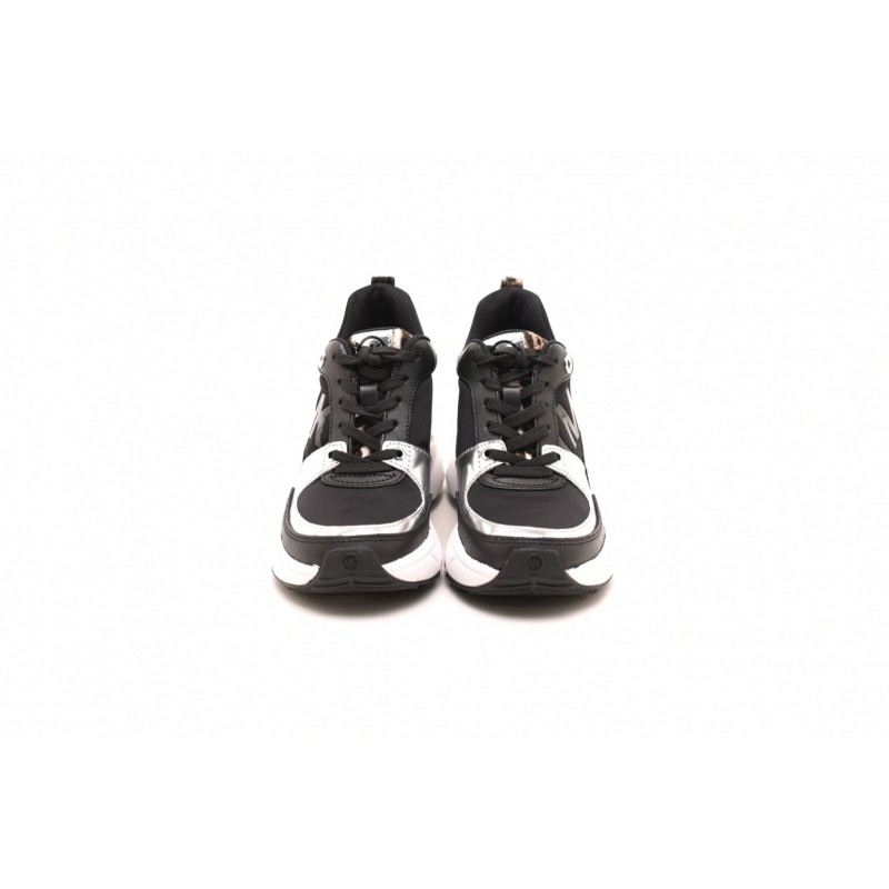 MICHAEL by MICHAEL KORS - Sneakers TRAINER - Nero/Gun