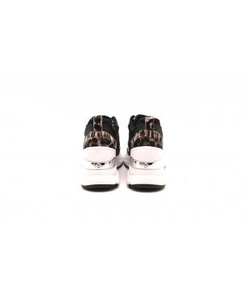 MICHAEL by MICHAEL KORS - Sneakers TRAINER - Nero/Gun