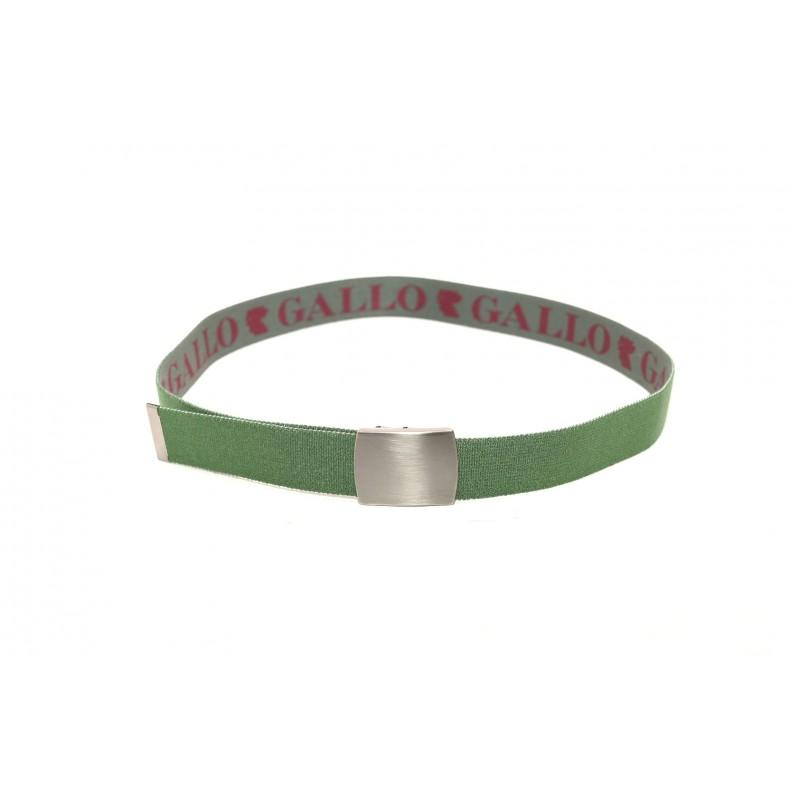 GALLO - Cintura in tessuto - Militare