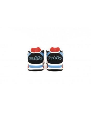 LOTTO LEGGENDA - Sneakers SYNPULSE - Bianco/ Blue Bay