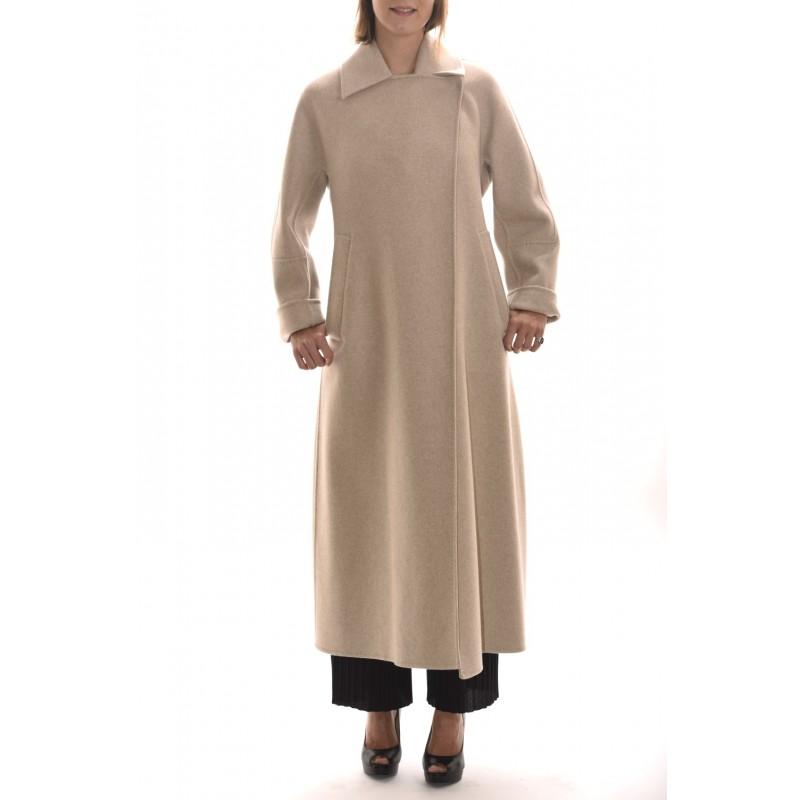 MAX MARA -  Cashmere Coat CHIARA - Blended Cacha