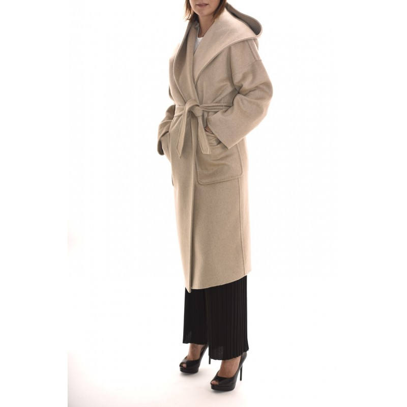 MAX MARA - Cashmere Coat MARILYN - Cacha